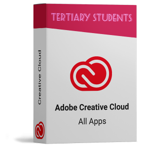 Adobe Creative Cloud Student Licence