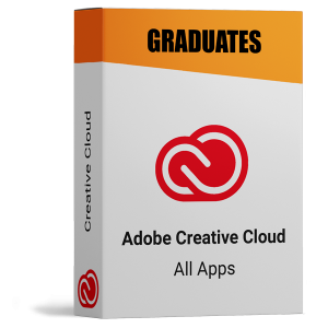 Creative Cloud Graduate Students Software