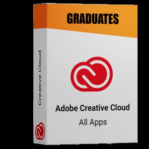 Creative Cloud Graduate Students Software