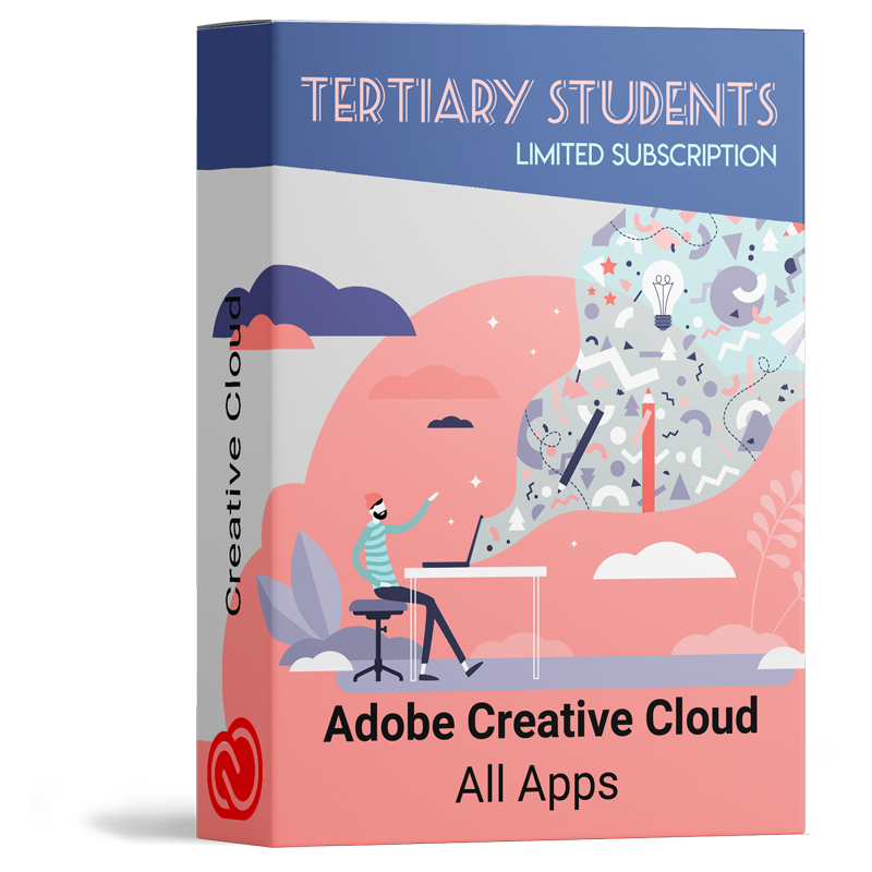 Adobe CC Limited Subscription - Students